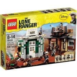 LEGO THE LONE RANGER - 79109 - COLBY CITY SHOWDOWN