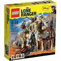 LEGO THE LONE RANGER - 79110 - SILVER MINE SHOOTOUT