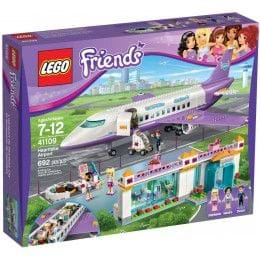 LEGO FRIENDS - 41109 - AEROPUERTO DE HEARTLAKE