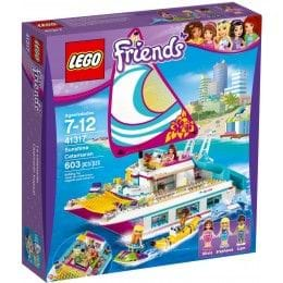 LEGO FRIENDS - 41317 - CATAMARÁN TROPICAL