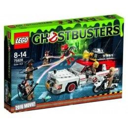 LEGO Ghostbusters - 75828 - Ecto-1 & 2