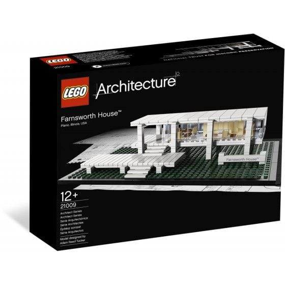 LEGO ARCHITECTURE - 21009 - FARNSWORTH HOUSE