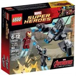 LEGO MARVEL SUPER HEROES - 76029 - IRON MAN VS ULTRON