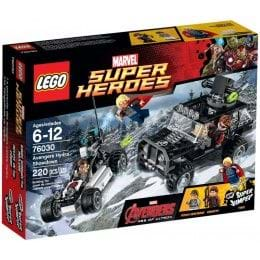 LEGO MARVEL SUPER HEROES - 76030 - AVENGERS HYDRA SHOWDOWN