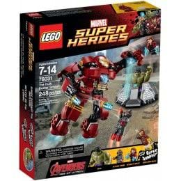 LEGO MARVEL SUPER HEROES - 76031 - THE HULK BUSTER SMASH