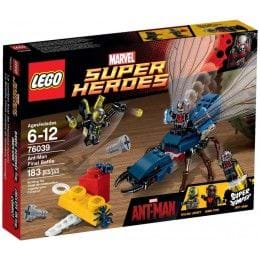 LEGO Marvel Super Heores - 76039 - La Batalla Final contra Ant-Man