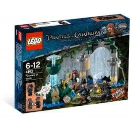 LEGO PIRATAS DEL CARIBE - 4192 - FOUNTAIN OF YOUTH