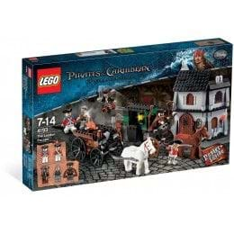 LEGO PIRATAS DEL CARIBE - 4193 - THE LONDON ESCAPE