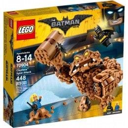 LEGO THE LEGO BATMAN MOVIE - 70904 - CLAYFACE SPLAT ATTACK
