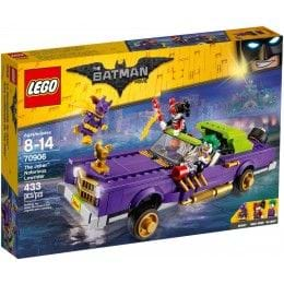 LEGO THE LEGO BATMAN MOVIE - 70906 - THE JOKER NOTORIOUS LOWRIDER