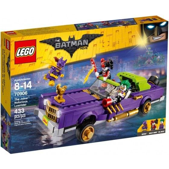 LEGO The Lego Batman Movie - 70906 - Coche modificado de The Joker