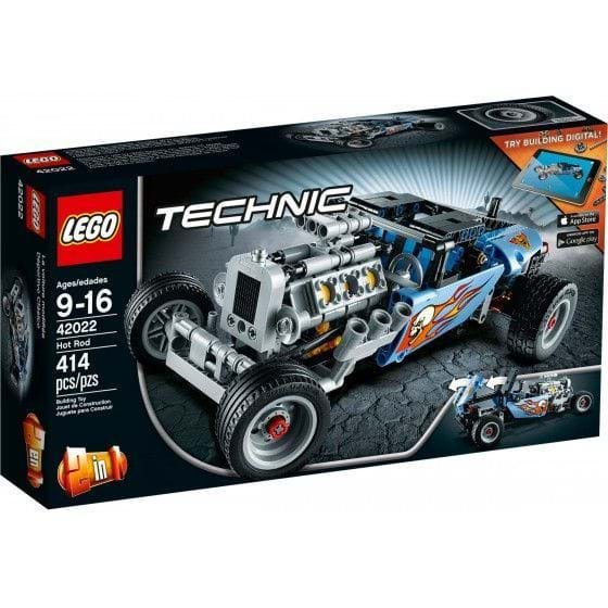 LEGO TECHNIC - 42022 - DEPORTIVO CLÁSICO (HOT ROD)