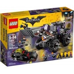 LEGO THE LEGO BATMAN MOVIE - 70915 - TWO-FACE DOUBLE DEMOLITION