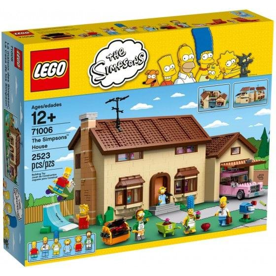LEGO The Simpsons - 71006 - La Casa de The Simpsons