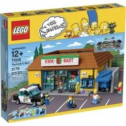 LEGO The Simpsons - 71016 - El Badulaque
