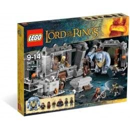 LEGO THE LORD OF THE RINGS - 9473 - LAS MINAS DE MORIA
