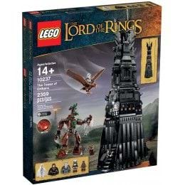 LEGO THE LORD OF THE RINGS - 10237 - LA TORRE DE ORTHANC