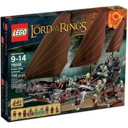 LEGO The Lord of the Rings - 79008 - Emboscada en el Barco Pirata