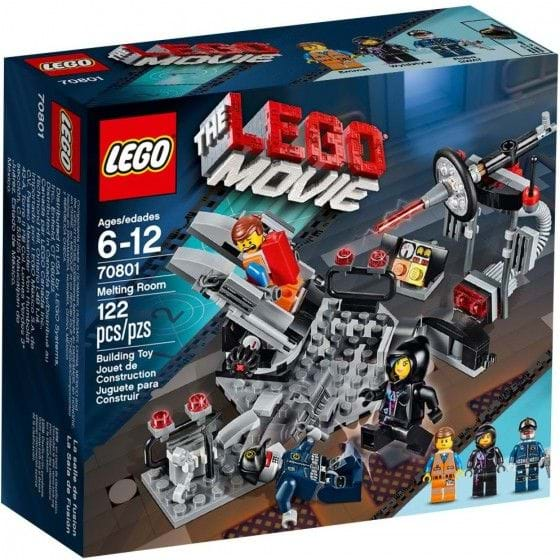 LEGO THE MOVIE - 70801 - MELTING ROOM