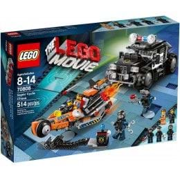 LEGO THE MOVIE - 70808 - SUPER CYCLE CHASE