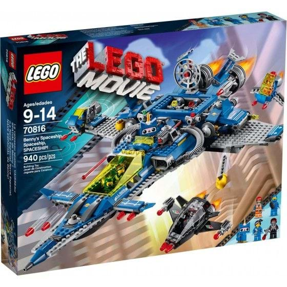 LEGO The Movie - 70816 - La Nave Espacial de Benny