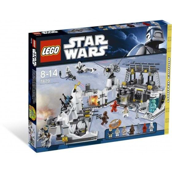 LEGO STAR WARS - 7879 - HOTH ECHO BASE