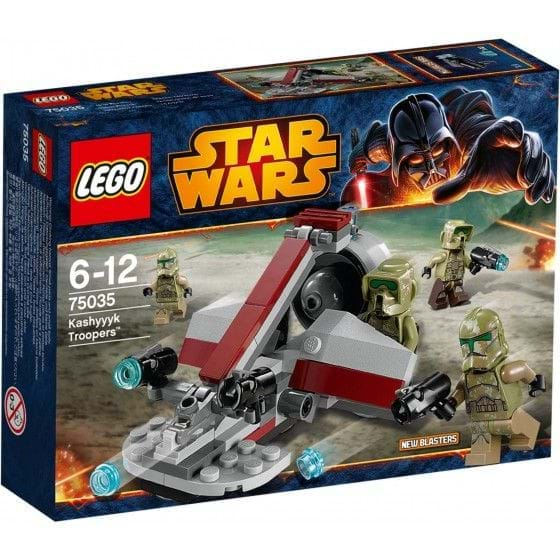 LEGO Star Wars - 75035 - Kashyyyk Troopers