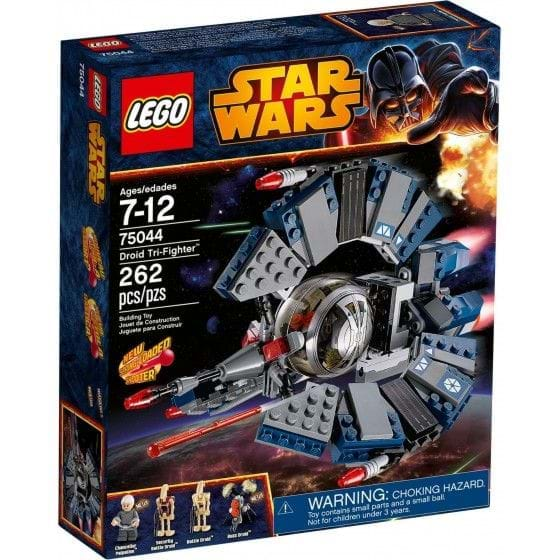 LEGO Star Wars - 75044 - Droid Tri-Fighter