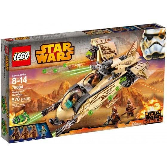 LEGO STAR WARS - 75084 - WOOKIEE GUNSHIP