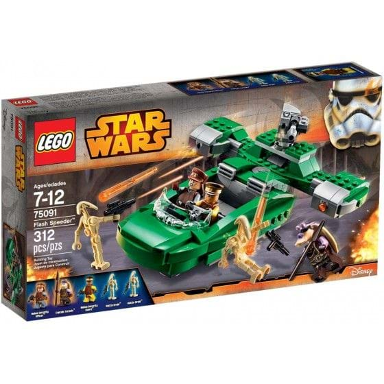 LEGO STAR WARS - 75091 - FLASH SPEEDER