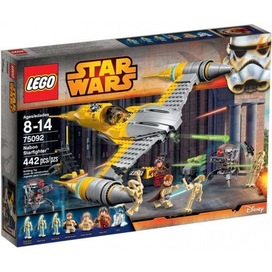LEGO STAR WARS - 75092 - NABOO STARFIGHTER