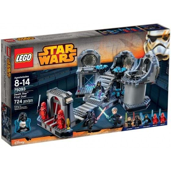 LEGO Star Wars - 75093 - Duelo Final en Death Star