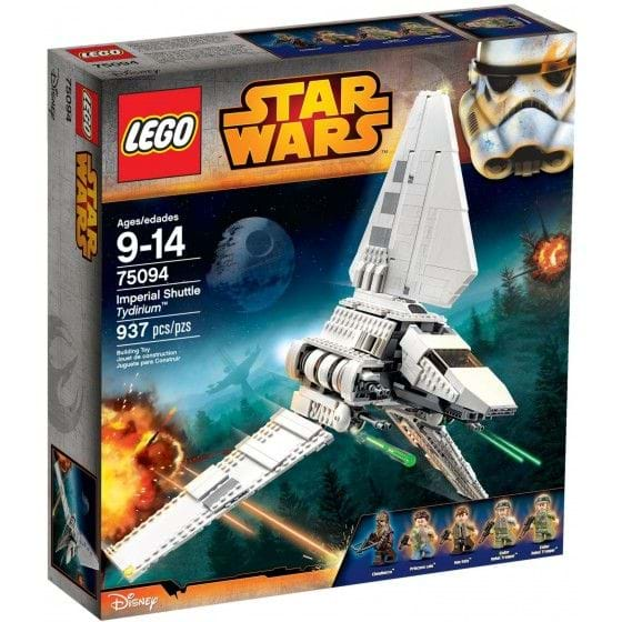 LEGO STAR WARS - 75094 - IMPERIAL SHUTTLE TYDIRIUM