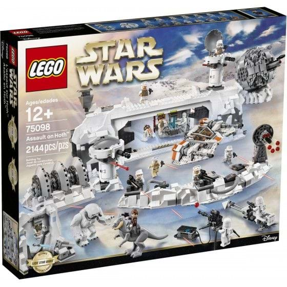 LEGO STAR WARS - 75098 - ASSAUULT ON HOTH