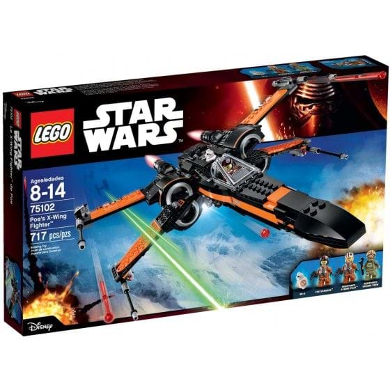 LEGO Star Wars - 75102 - Poe's X-Wing Fighter