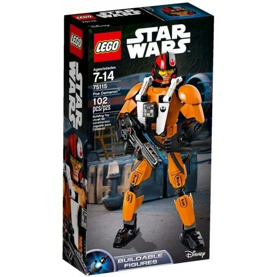 LEGO Star Wars - 75115 - Poe Dameron