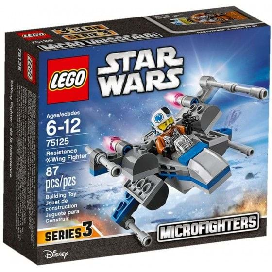LEGO STAR WARS - 75125 - RESISTENCE X-WING FIGHTER