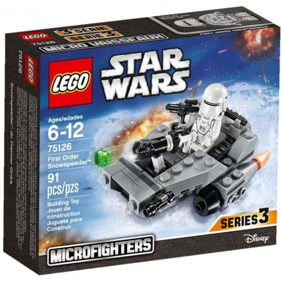 LEGO Star Wars - 75126 - First Order Snowspeeder