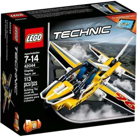 LEGO TECHNIC - 42044 - DISPLAY TEAM JET