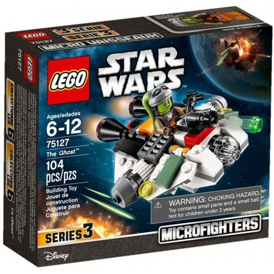 LEGO STAR WARS - 75127 - THE GHOST