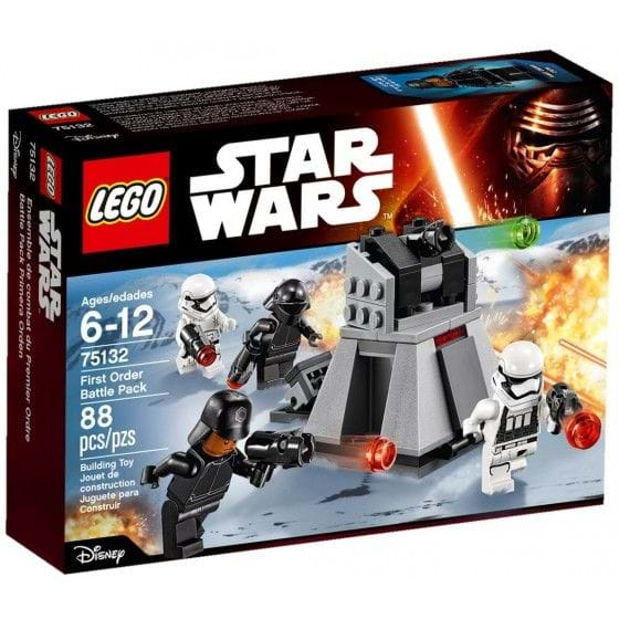 LEGO STAR WARS - 75132 - FIRST ORDER BATTLE PACK