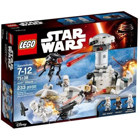 LEGO Star Wars - 75138 - Ataque a Hoth