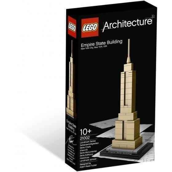 LEGO Architecture - 21002 - Empire State Building