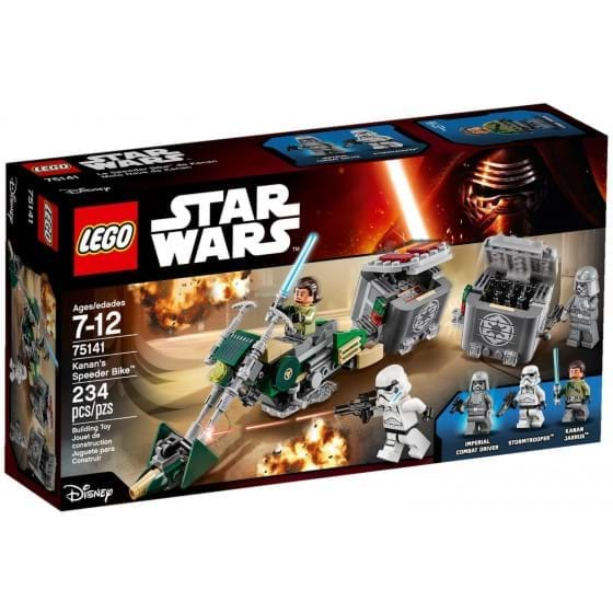 LEGO Star Wars - 75141 - Kanan's Speeder Bike