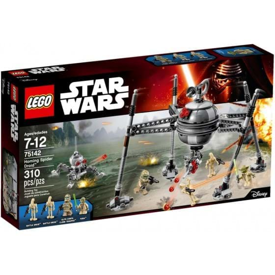 LEGO Star Wars - 75142 - Homing Spider Droid