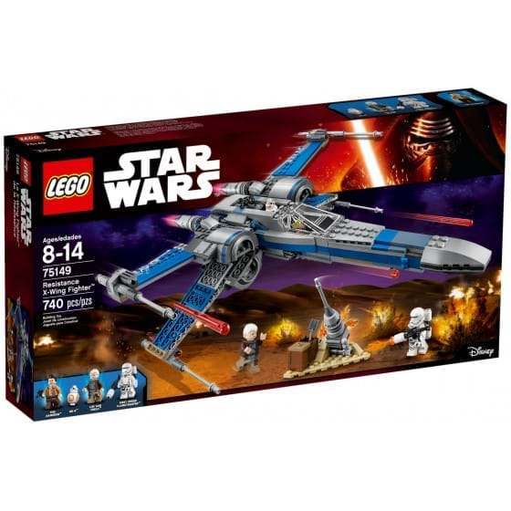 LEGO STAR WARS - 75149 - RESISTANCE X-WING FIGHTER