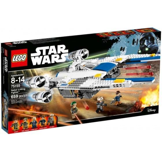 LEGO Star Wars - 75155 - Rebel U-Wing Fighter