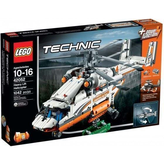 LEGO TECHNIC - 42052 - HEAVY LIFT HELICOPTER