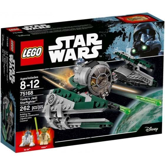 LEGO Star Wars - 75168 - Jedi Starfighter de Yoda