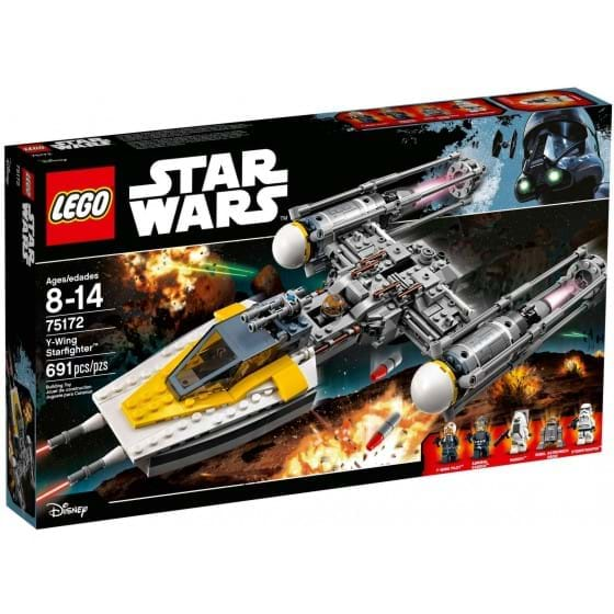 LEGO Star Wars - 75172 - Y-Wing Starfighter